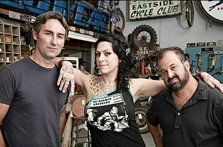 Image courtesy of the Mike Wolfe American Pickers Facebook Page