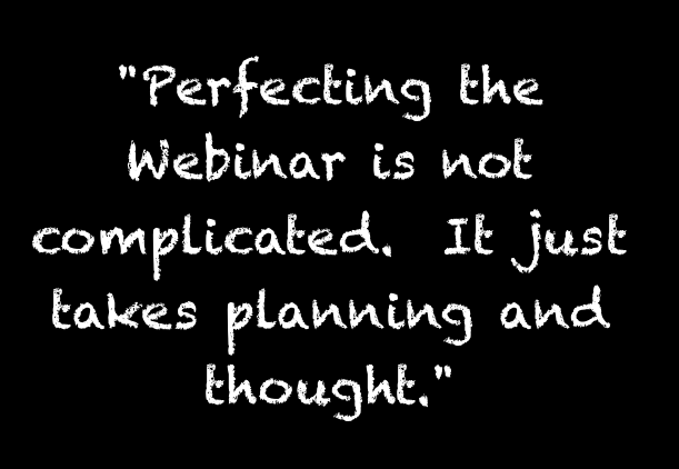 10 Tips to Execute a Perfect Webinar
